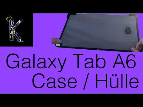 Samsung Galaxy Tab A6 Case/Hülle