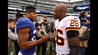 "NFL ""Respect"" Moments"