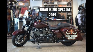 New Road King Special 114 Harley-Davidson 2019 Twisted Cherry