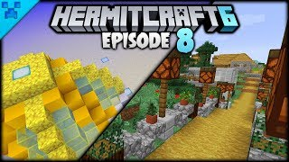 END DISASTER & My MAIN BASE PLANS!   Hermitcraft 6 (Minecraft Survival Let's Play)   Episode 8