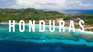 INSANE DAY IN HONDURAS! | TRAVEL TO ROATAN, HONDURAS