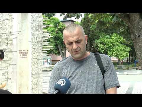 Dženaza u Prijedoru za pet Elezovića Otac i sin, braća i samo jedna kost Fahrudina