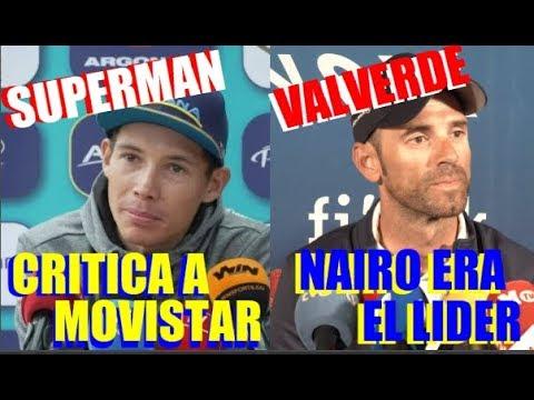 Superman LOPEZ DURA CRITICA al EQUIPO de NAIRO Quintana y Valverde
