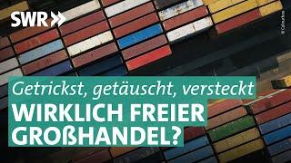 Spiel ohne Grenzen: Die Lüge vom freien Handel
