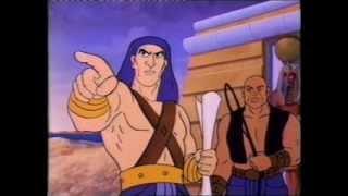 Bibelhistorier - Moses Og Farao