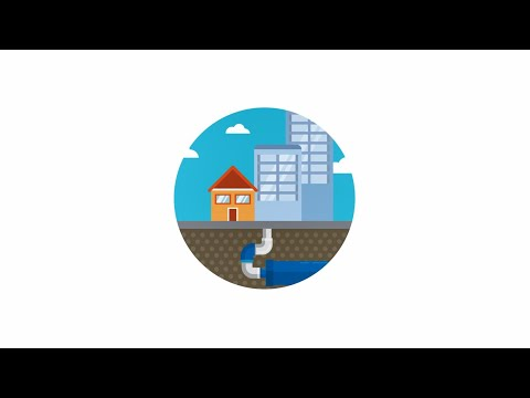 Video of Melbourne Water's sewerage system and service