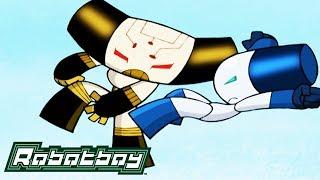 Robotboy - Brother | Season 1 | Episode 22 | HD Full Episodes | Robotboy Official