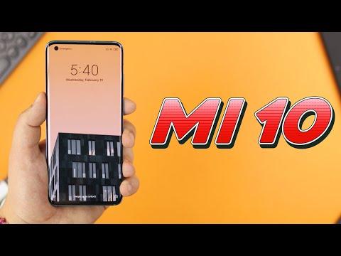 Первый Обзор Xiaomi MI 10 — Слишком хорош!
