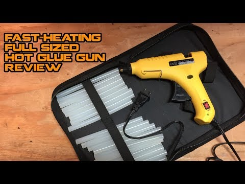 Some kind of Hot Glue Gun Review (Glooga?) | Walcom S7