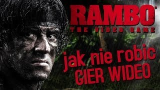 Rambo: The Video Game - Premiera - Gameplay PL (PC/Xbox 360/PS3)
