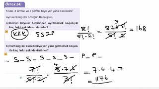 Eğitim Vadisi 10.Sınıf Matematik 2.Föy Sayma ve Olasılık 4 Konu Anlatım Videoları