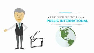 WEBINAR 27/11 à 20h30 : Réussissez vos interventions orales face à vos collaborateurs étrangers et d
