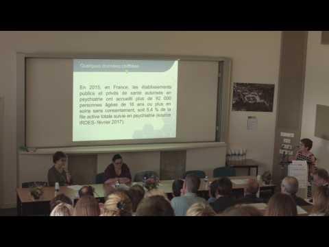 Nathalie HERMAN et Agnès SOUBEYRAND - Psychiatrie & Justice CH La Chartreuse Dijon