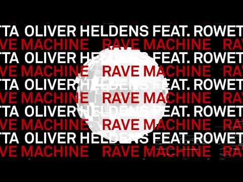 Rave Machine cover