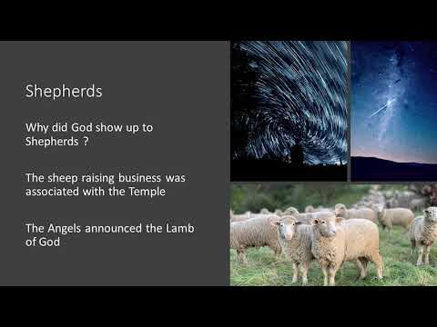 Outsider Shepherds & Magi Brought In To The Fold Of God's People