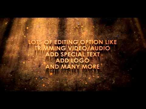 Vídeo do Media Studio