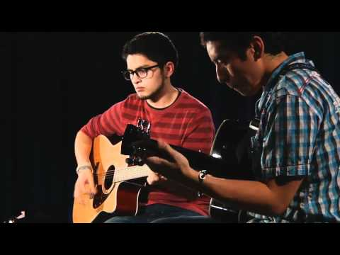 Upper 90- Fly (Nick and Seb) (acoustic)