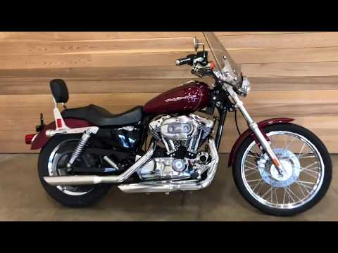 2004 HD Sportster® XLH 1200 CUSTOM