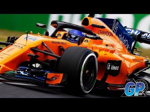 GP às 10: McLaren esquece de pedir pneus. Merecia cair para F2