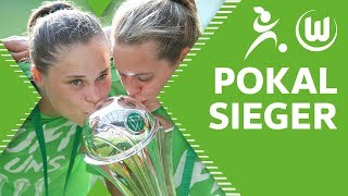 PARTYBUS Exklusiv!   Kabinenfeier Nach Dem Pokalsieg   VfL Wolfsburg Frauen