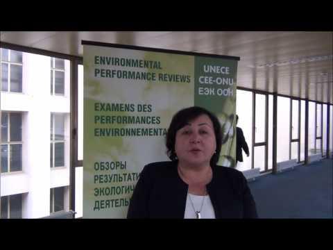 Обзор результативности экологической деятельности Таджикистана: Айхон Шарипова видео
