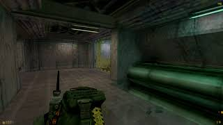 Half-Life Cut Content   Part One   Un-used HEV Suit Features
