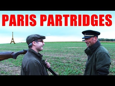Fieldsports Britain – Partridges in Paris and calling foxes in Scandinavia  (episode 155)