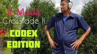 V-Moda Crossfade 2 Wireless Codex Edition Headphones Review