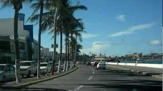 preview picture of video 'En el Malecon del Puerto de Veracruz'