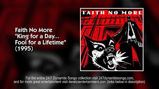 Faith No More - Caralho Voador [Track 7 from King for a Day... Fool for a Lifetime] (1995)