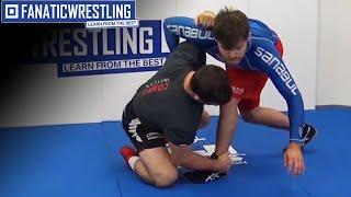 Underhook Far Ankle Pick – Wrestling Moves by Gabe Dean
