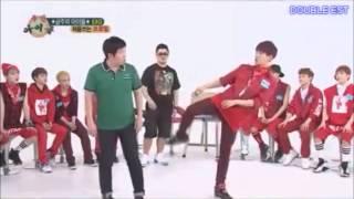 All About Baekhyun (백현) _EXO Part 3 - Baekhyun High Note, Hapkido & How To Seduce A Girl