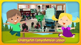 Kindergarten Comprehension Lesson
