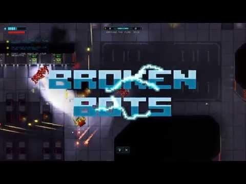 Broken Bots Trailer thumbnail
