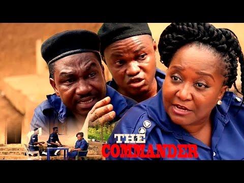 Commander Season 1  - 2016 Latest Nigerian Nollywood Movie