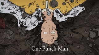 Аниме клип One Punch Man/Один Удар Парень