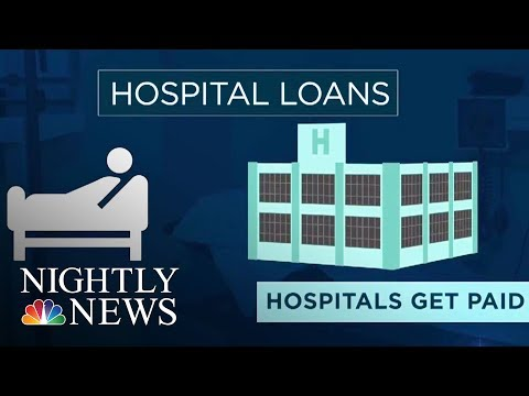 Some Hospitals Will Now Offer Patients Interest-Free Loans | NBC Nightly News