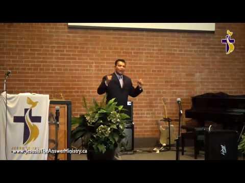 2018-Nov-11 Message with Pastor Sonny Harrinanan