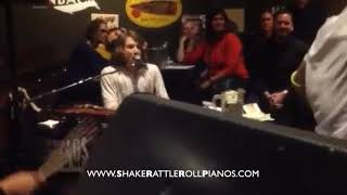 Shake Rattle & Roll Dueling Pianos - Video of the Week - 24k Magic!