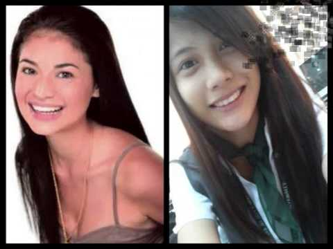 Murriel Gyan  and Anne Curtis