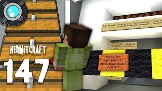 HermitCraft 6: 147 | Closing Sahara down