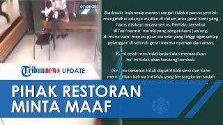 Viral Video Oknum Pegawai Intip Perempuan Lewat CCTV, Pihak Restoran Sampaikan Permohonan Maaf