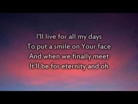 Hillsong - Forever - Instrumental with lyrics