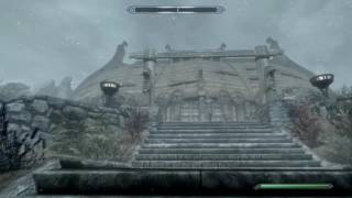 Skyrim Special Edition whiterun chest glitch easy gold and crafting materials