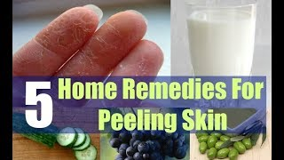 5 Ways to Get Rid of Your Peeling Fingertips | By Top 5.