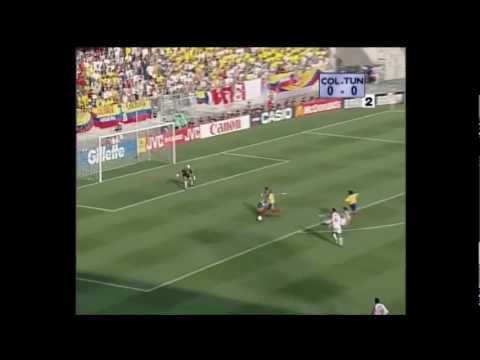 World Cup 1998 Colombia Vs Tunisia mp3