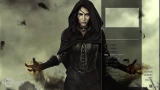 Skyrim - Legendary Главное меню Ведьмак 3 Дяды #1
