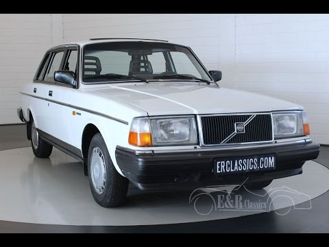 1988 Volvo 240 for Sale - CC-1019076