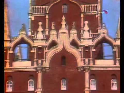 Московский Кремль Фильм 1. Стены и башни