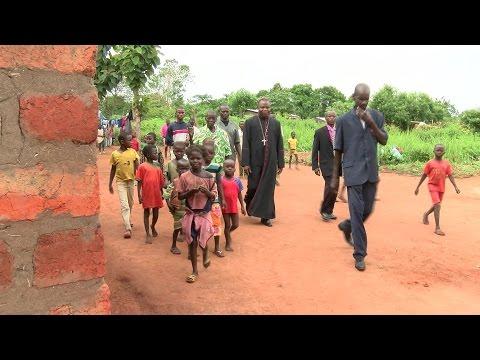 Centrafrique : Mgr Nzapalainga sur le front de la paix